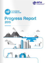 progress report 2015