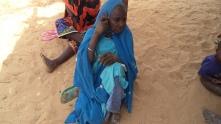 mVAM respondent in Niger. Credit: WFP/Herizo Razafiarinaivo